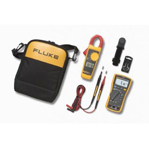Fluke 117/323 electrical combo kit
