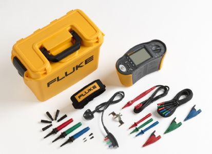 Fluke-1663/FVF installation tester w/rcd type B & flukeview software
