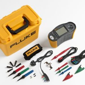 Fluke-1664FC/FVF AU installation tester w/insulation pre-test & flukeview software & FC