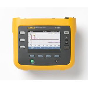 Fluke 1736/B 3-phase energy logger, basic version without clamps