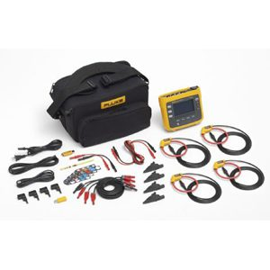 Fluke 1738/EUS 3-phase energy logger, advanced version