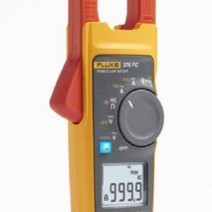 Fluke 376FC 1000a ac/dc trms wireless clamp meter w iflex