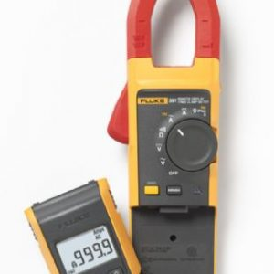Fluke 381 remote display 1000a trms ac/dc clamp meter w iflex