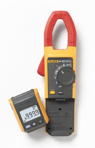 Fluke 381 remote display 1000a trms ac/dc clamp meter w iflex