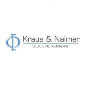 Kraus & Naimer Blue Line Switchgear Logo