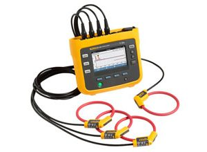 Fluke-1736/EUS three phase electrical energy logger