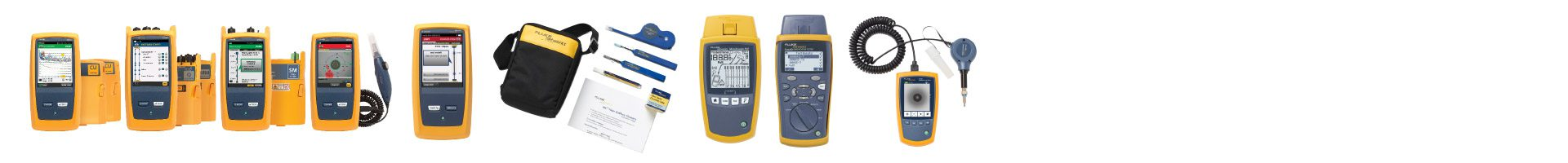 Fluke Networks featured products