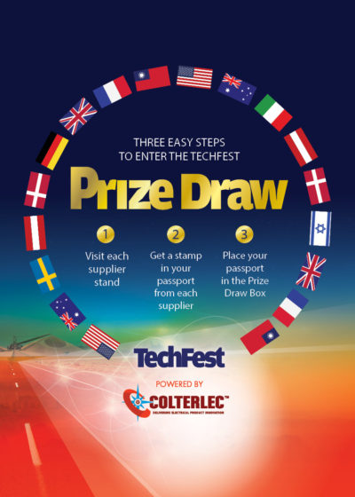 Prize Draw Sign